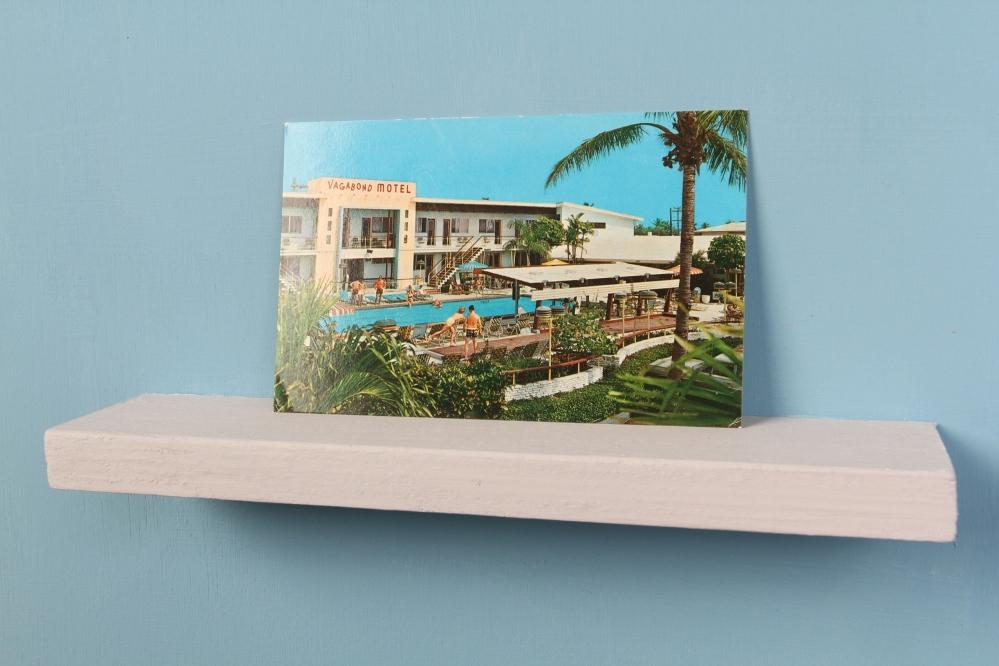 McAlpin rear, Vagabond Motel Postcard email